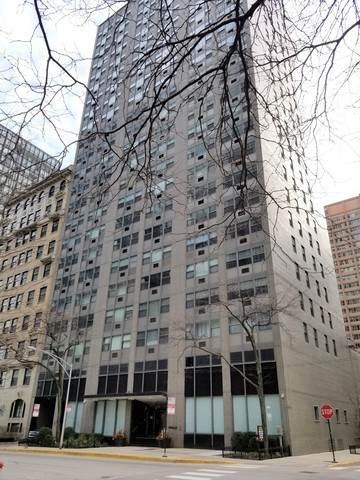 253 E Delaware Place 23B, Chicago, IL 60611 (MLS #10638369) :: Baz Network | Keller Williams Elite