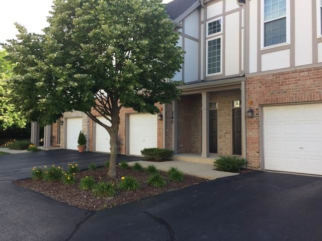 240 Rosehall Drive #260, Lake Zurich, IL 60047 (MLS #10638414) :: John Lyons Real Estate
