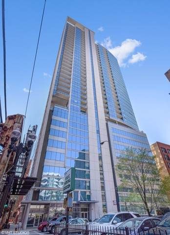 303 W Ohio Street #2203, Chicago, IL 60610 (MLS #10638424) :: Property Consultants Realty