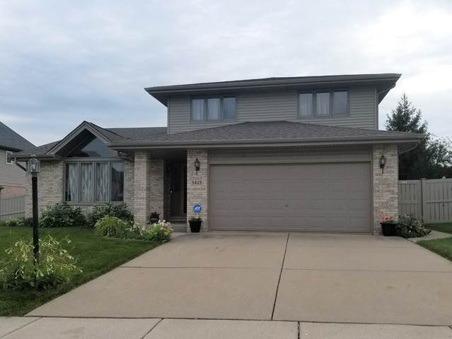 5425 Christopher Drive, Oak Forest, IL 60452 (MLS #10638426) :: Century 21 Affiliated