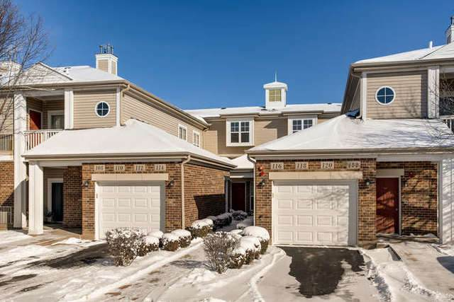 112 Clubhouse Lane #112, Oswego, IL 60543 (MLS #10638447) :: Property Consultants Realty