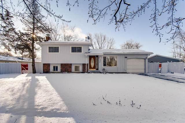 648 Ponderosa Drive, Bolingbrook, IL 60440 (MLS #10638481) :: Property Consultants Realty