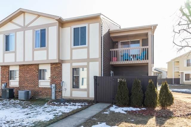 18G Fernwood Drive 18G, Bolingbrook, IL 60440 (MLS #10638485) :: The Dena Furlow Team - Keller Williams Realty