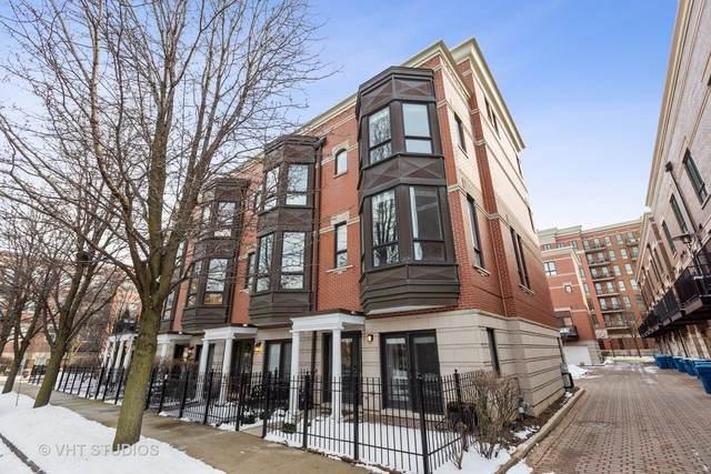 341 W Scott Street, Chicago, IL 60610 (MLS #10638490) :: Touchstone Group