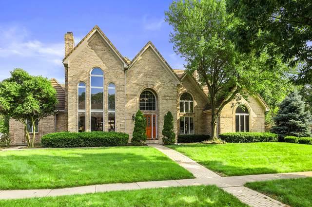 1412 Justin Court, Naperville, IL 60540 (MLS #10638527) :: Helen Oliveri Real Estate