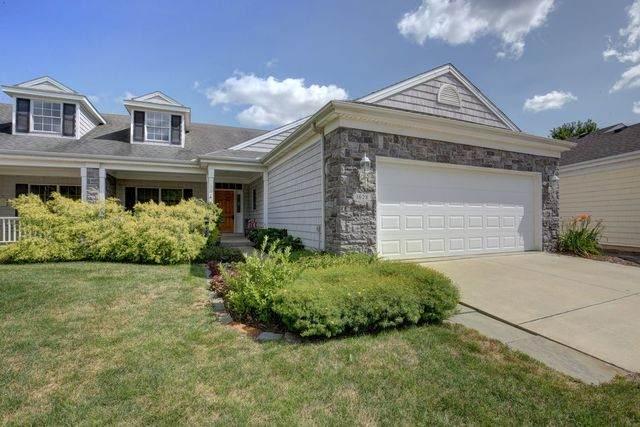 1628 Cobblefield Road #0, Champaign, IL 61822 (MLS #10638534) :: Janet Jurich