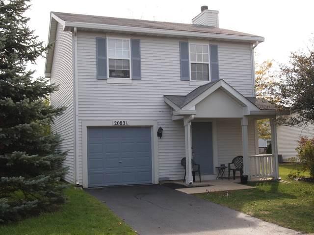 20831 W Brockton Court, Plainfield, IL 60544 (MLS #10638540) :: The Dena Furlow Team - Keller Williams Realty