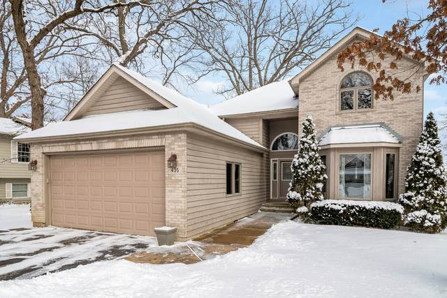 435 Holiday Drive, Lake Holiday, IL 60552 (MLS #10638546) :: Ryan Dallas Real Estate