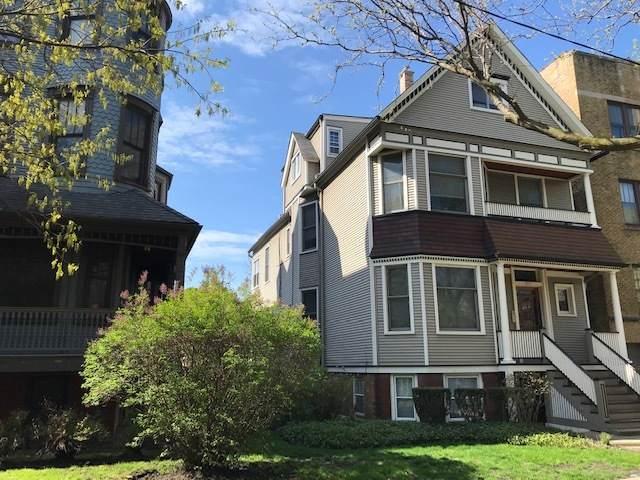 1917 W Berteau Avenue, Chicago, IL 60613 (MLS #10638564) :: Helen Oliveri Real Estate