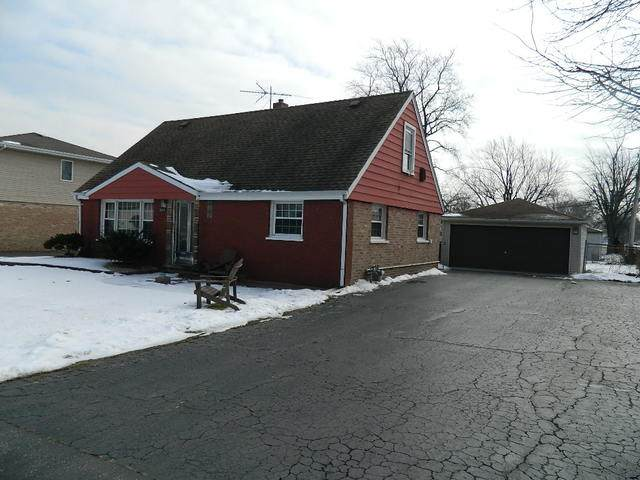 8023 W 92nd Place, Hickory Hills, IL 60457 (MLS #10638567) :: The Wexler Group at Keller Williams Preferred Realty