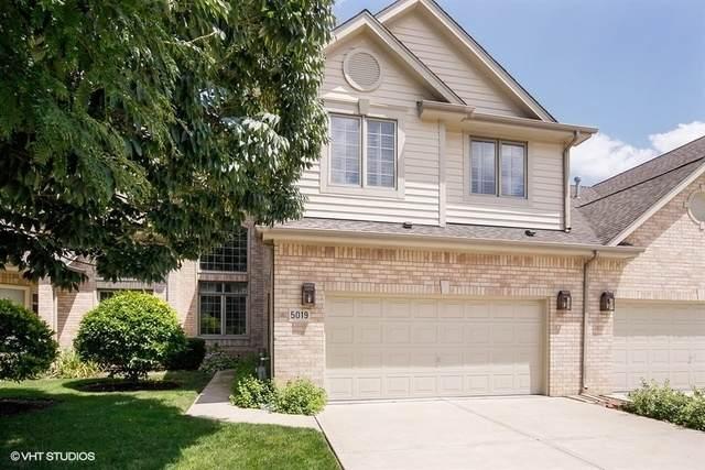 5019 Commonwealth Avenue #5019, Western Springs, IL 60558 (MLS #10638582) :: John Lyons Real Estate