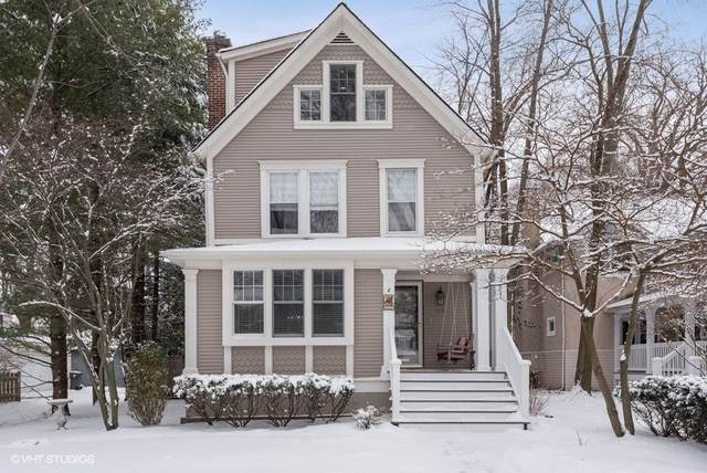 515 Gregory Avenue, Wilmette, IL 60091 (MLS #10638595) :: Helen Oliveri Real Estate