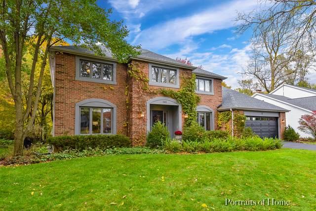 845 Proud Clarion Court, Naperville, IL 60540 (MLS #10638596) :: Helen Oliveri Real Estate