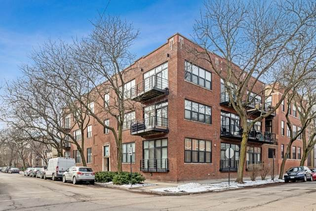 1670 N Claremont Avenue #304, Chicago, IL 60647 (MLS #10638602) :: Property Consultants Realty