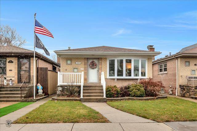 3445 W 115th Street, Chicago, IL 60655 (MLS #10638609) :: Baz Network | Keller Williams Elite