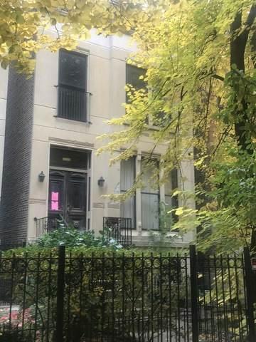 1506 W Jackson Boulevard, Chicago, IL 60607 (MLS #10638650) :: Helen Oliveri Real Estate