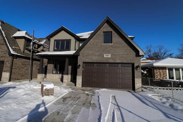 9305 Meade Avenue, Oak Lawn, IL 60453 (MLS #10638654) :: Helen Oliveri Real Estate