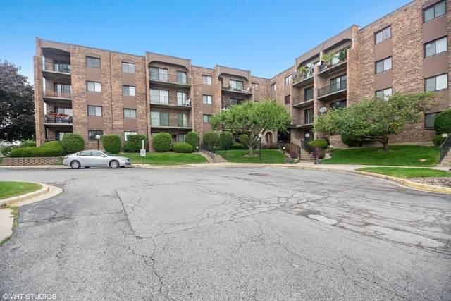 601 W Huntington Commons Road #309, Mount Prospect, IL 60056 (MLS #10638659) :: Baz Network | Keller Williams Elite
