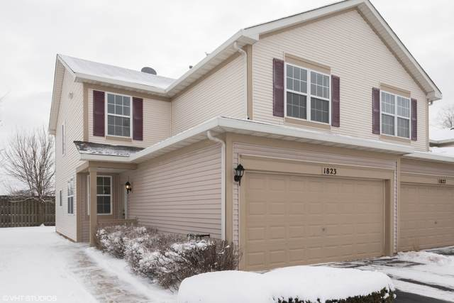 1823 S Wentworth Circle, Romeoville, IL 60446 (MLS #10638712) :: The Wexler Group at Keller Williams Preferred Realty