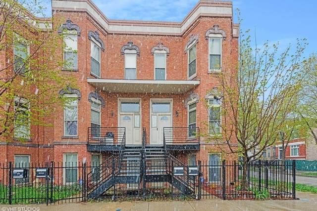 2134 W Jackson Boulevard #1, Chicago, IL 60612 (MLS #10638755) :: Helen Oliveri Real Estate