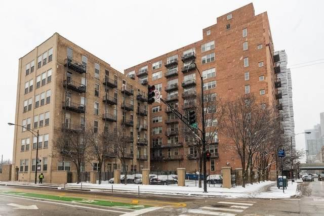 500 S Clinton Street #212, Chicago, IL 60607 (MLS #10638761) :: Helen Oliveri Real Estate