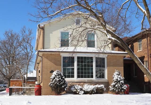 1101 N Harvey Avenue, Oak Park, IL 60302 (MLS #10638765) :: Jacqui Miller Homes