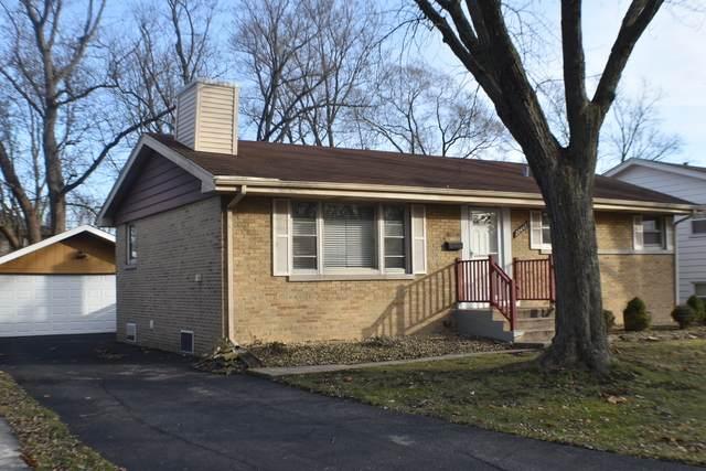 22443 Lawndale Avenue, Richton Park, IL 60471 (MLS #10638775) :: BN Homes Group