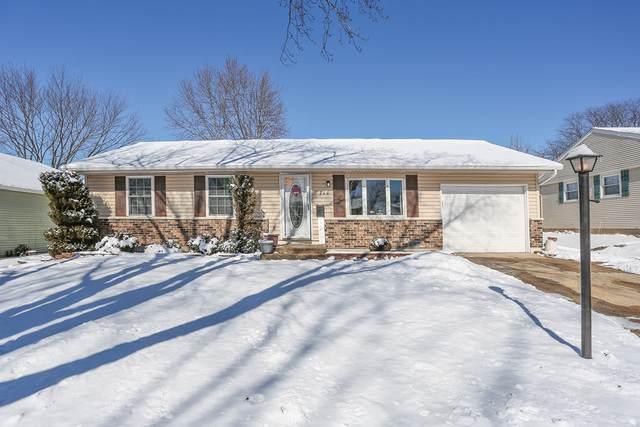 710 Larsen Avenue, Streamwood, IL 60107 (MLS #10638805) :: Ani Real Estate