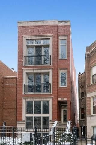 2032 N Racine Avenue #3, Chicago, IL 60614 (MLS #10638816) :: Helen Oliveri Real Estate