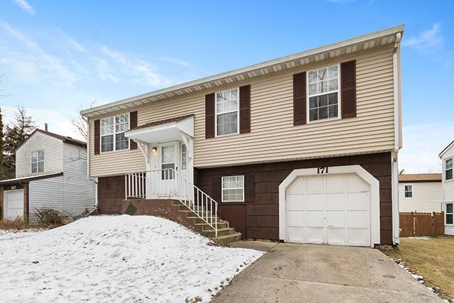 171 Glen Lake Drive, Bolingbrook, IL 60440 (MLS #10638841) :: Property Consultants Realty