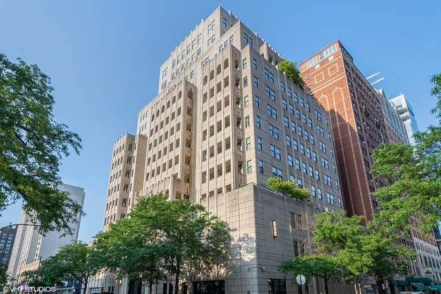 1155 N Dearborn Street N #1402, Chicago, IL 60610 (MLS #10638857) :: Touchstone Group