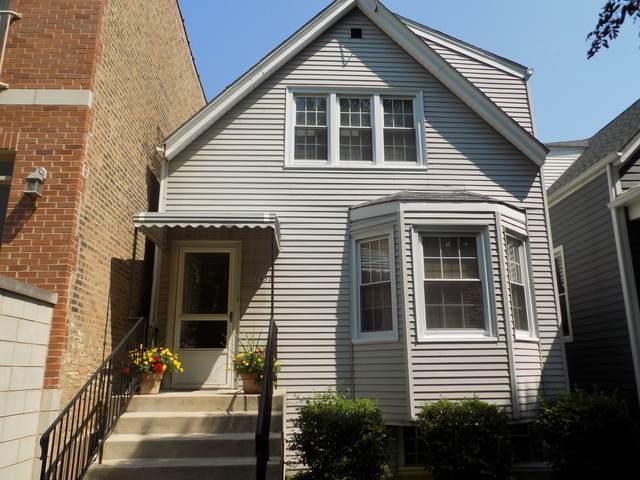 2458 W Berteau Avenue, Chicago, IL 60618 (MLS #10638864) :: Helen Oliveri Real Estate