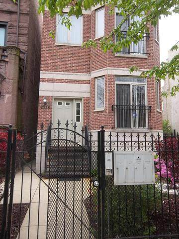 4338 S King Drive #1, Chicago, IL 60653 (MLS #10638867) :: Property Consultants Realty