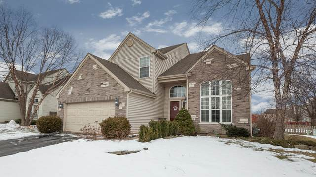 949 Alexandra Boulevard, Crystal Lake, IL 60014 (MLS #10638892) :: The Perotti Group | Compass Real Estate