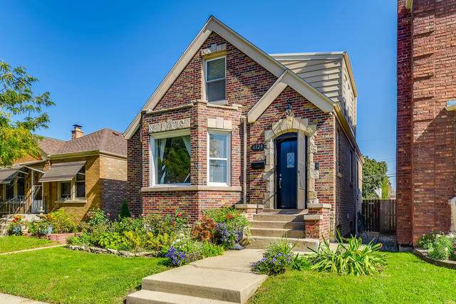6529 S Karlov Avenue, Chicago, IL 60629 (MLS #10638909) :: John Lyons Real Estate