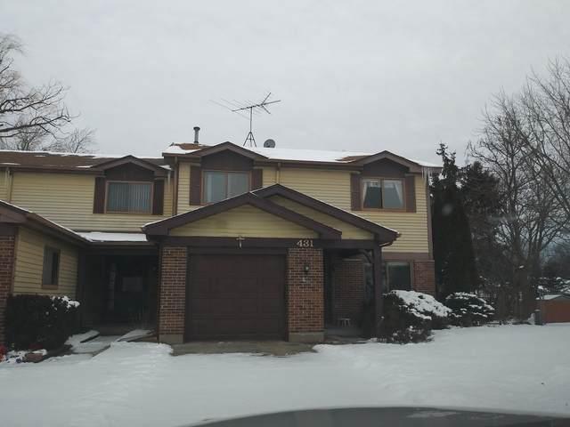 431 Irvine Court, Wheeling, IL 60090 (MLS #10638933) :: Ani Real Estate