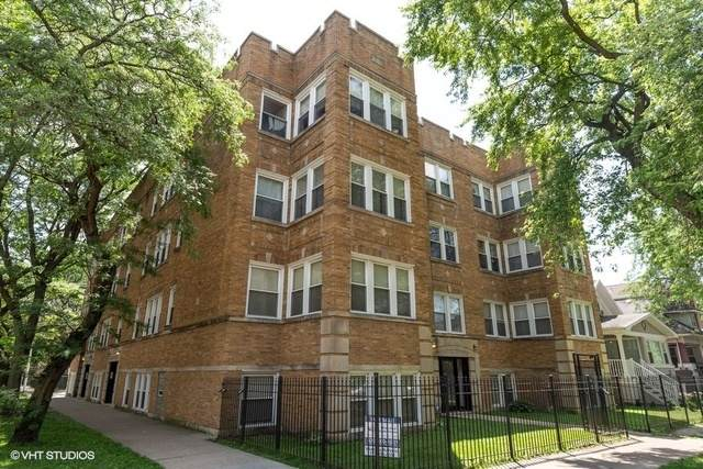 3851 W Ainslie Street #2, Chicago, IL 60625 (MLS #10638946) :: Ani Real Estate