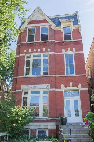 2017 W Evergreen Avenue #101, Chicago, IL 60622 (MLS #10638954) :: Property Consultants Realty