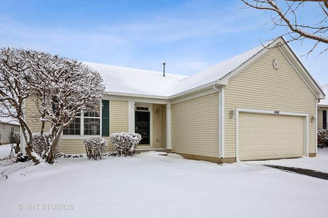 1484 W Grand Haven Road, Romeoville, IL 60446 (MLS #10638985) :: The Wexler Group at Keller Williams Preferred Realty