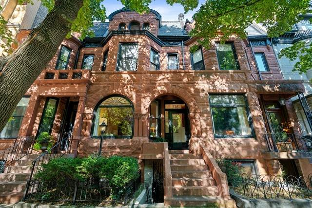 428 W Roslyn Place, Chicago, IL 60614 (MLS #10638986) :: Helen Oliveri Real Estate