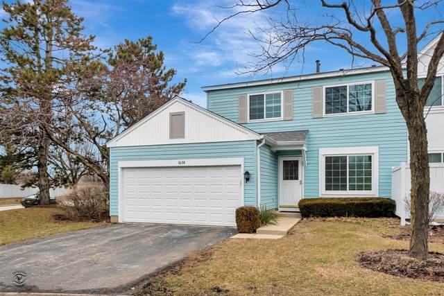 1608 Normantown Road #415, Naperville, IL 60564 (MLS #10638988) :: John Lyons Real Estate