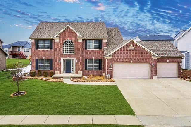 1407 Guiness Drive, Bloomington, IL 61705 (MLS #10638990) :: Ryan Dallas Real Estate
