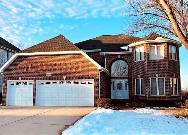 1160 Bluebird Lane, Roselle, IL 60172 (MLS #10639015) :: Berkshire Hathaway HomeServices Snyder Real Estate
