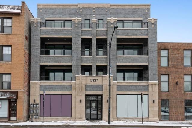 5135 N Lincoln Avenue 4N, Chicago, IL 60625 (MLS #10639019) :: Helen Oliveri Real Estate