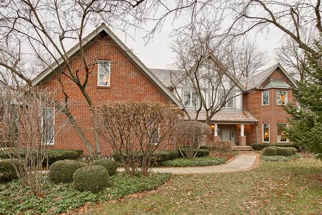 105 Camelot Lane, Libertyville, IL 60048 (MLS #10639024) :: John Lyons Real Estate