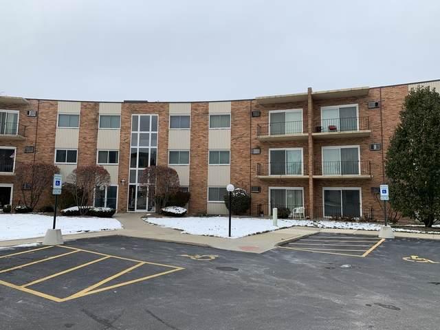 9724 S Karlov Avenue #202, Oak Lawn, IL 60453 (MLS #10639051) :: Helen Oliveri Real Estate