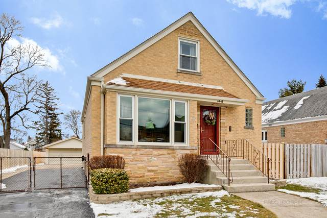 6443 N Neva Avenue, Chicago, IL 60631 (MLS #10639071) :: Lewke Partners