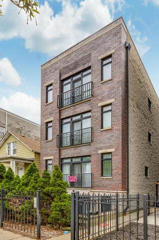 2846 N Damen Avenue #1, Chicago, IL 60618 (MLS #10639081) :: John Lyons Real Estate