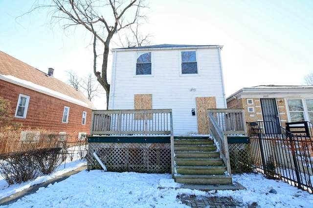 2115 W 70th Street, Chicago, IL 60636 (MLS #10639089) :: Touchstone Group