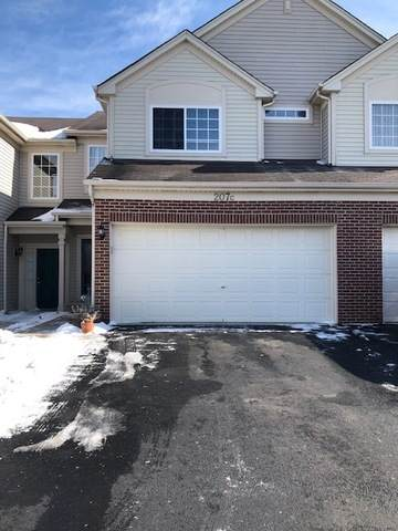 207 Nicole Drive C, South Elgin, IL 60177 (MLS #10639091) :: Helen Oliveri Real Estate